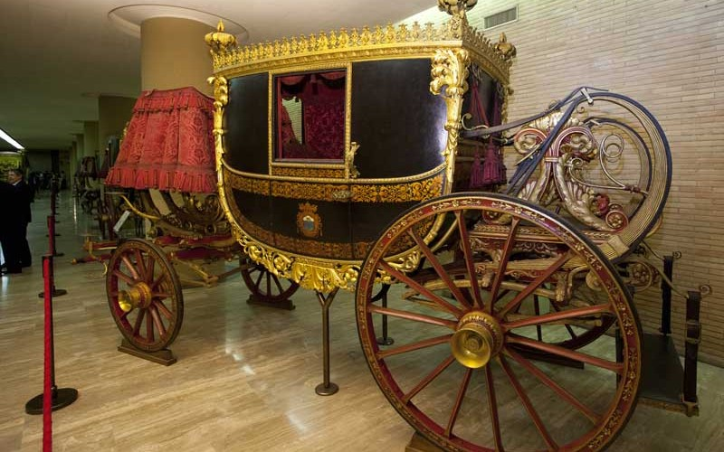 papal carriage